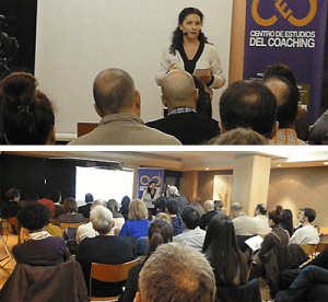 Conferencias de Coaching en Madrid