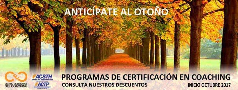 Programa de Certificación en Coaching